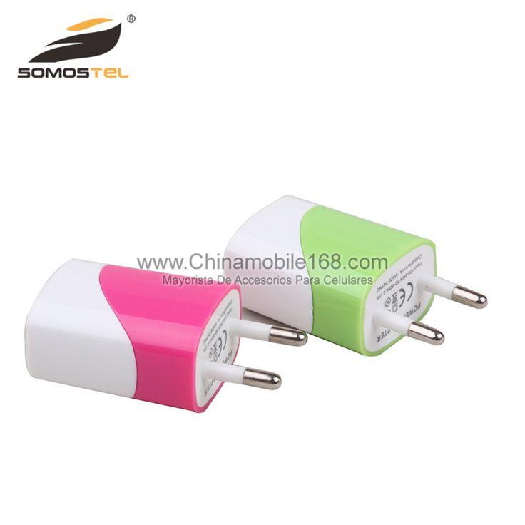 conector de carga cargador universal cargador inalambrico Para Samsung Galaxy vistoso-Cargadores de Pared-Cargadores-Somostel - Mayorista de Accesorios para Celulares, Tablets.