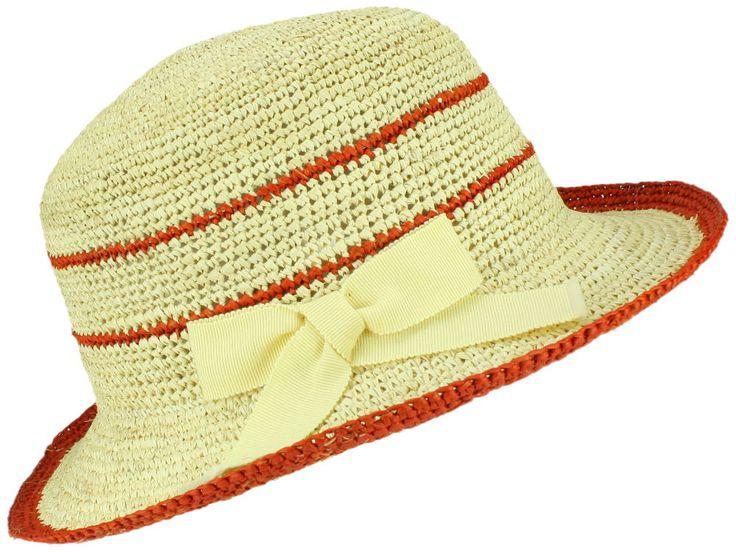 Material: 100% Stroh (Panama) Sonstiges: Original Panamahut aus Ecuador Krempenbreite: ca. 6 cm Farbcode: 9060