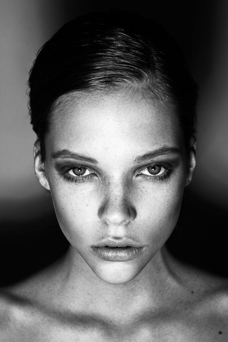 mathilda, photographer remi kozdra and kasia baczulis   Concept: Portraits with dramatic ...