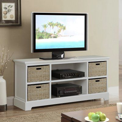 25 best ideas about tv stand decor on pinterest tv decor living room chandeliers and chic. Black Bedroom Furniture Sets. Home Design Ideas