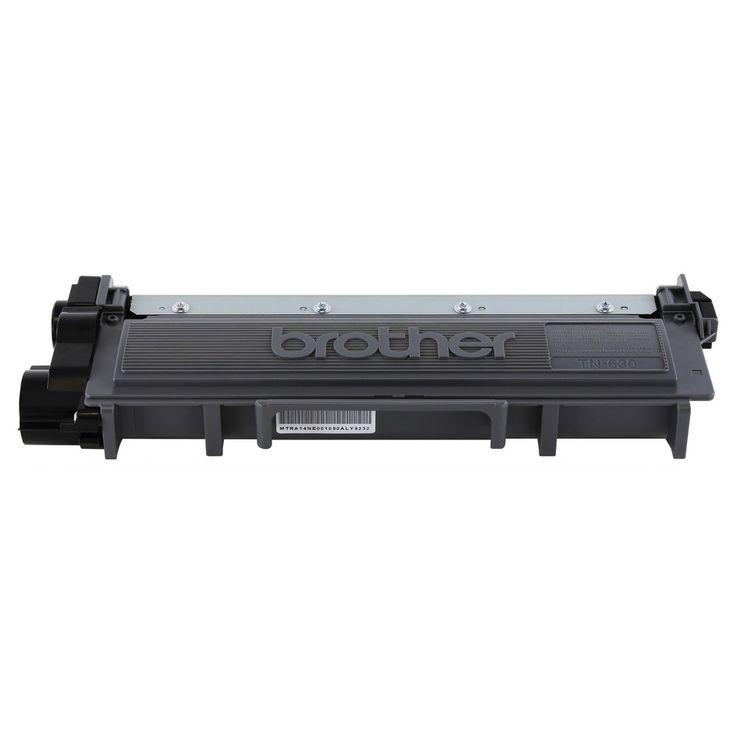 Brother Genuine TN630 Standard-Yield Black Toner Cartridge - Black (TN630)
