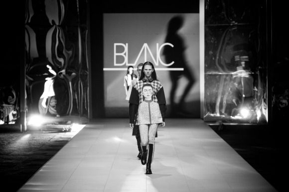 Blanc unisex fashion, Trans collection