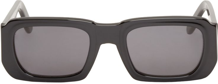 Itokawa Film: Black General Eyewear Edition Sunglasses