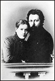 Today is the birthday of Rainer Maria Rilke, shown here with his love Lou Andreas-Salome (14 years his senior, the original cougar). Thanks for reminding us to live the questions.