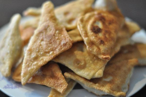 Жареные вонтоны по‑мексикански http://amp.gs/zuX4  #foodclub #рецепт #вкусно #обед #ужин #завтрак