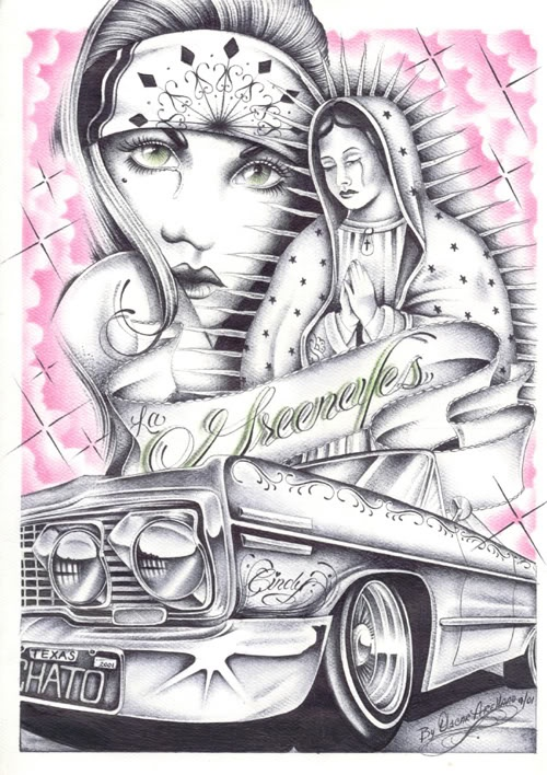 Image detail for -CHICANO ART Graphics Code | CHICANO ART Comments & Pictures