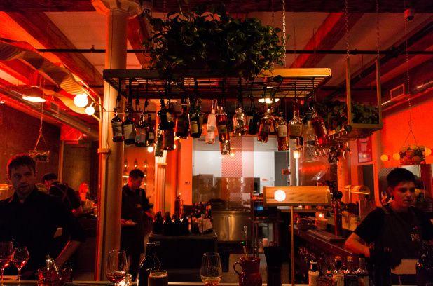 Restaurant Tiradito (Crédit photo: Josie Desmarais)