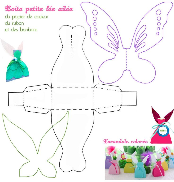 "THEME ""FEERIE"" - 1 et 2 et 3 DOUDOUS * PATRONS* PATTERNS * GABARITS FETE A THEMES POUR ENFANTS"