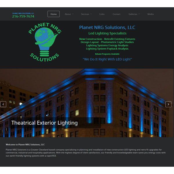 Planet NRG Solutions LLC