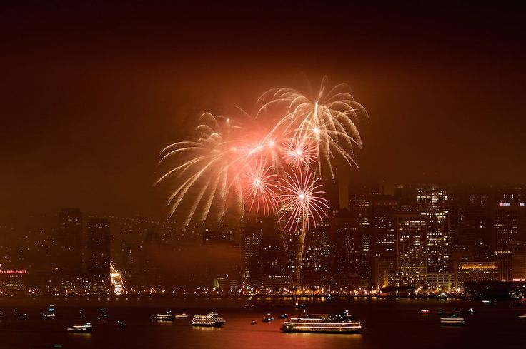 Where To Watch Fireworks This July 4th - The Bold Italic - San Francisco