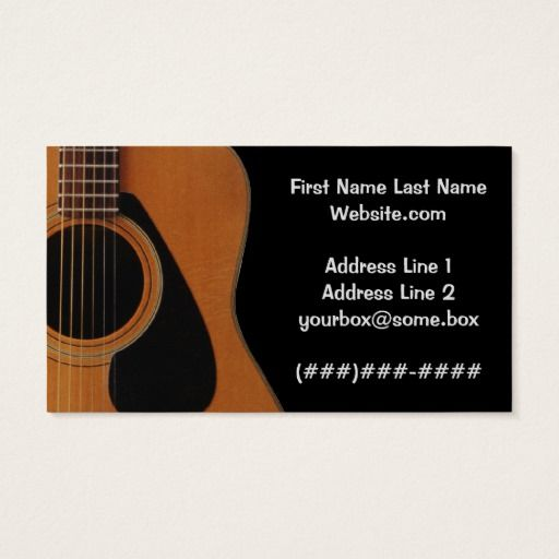 303 best musician business cards images on pinterest lyrics text musician business card colourmoves