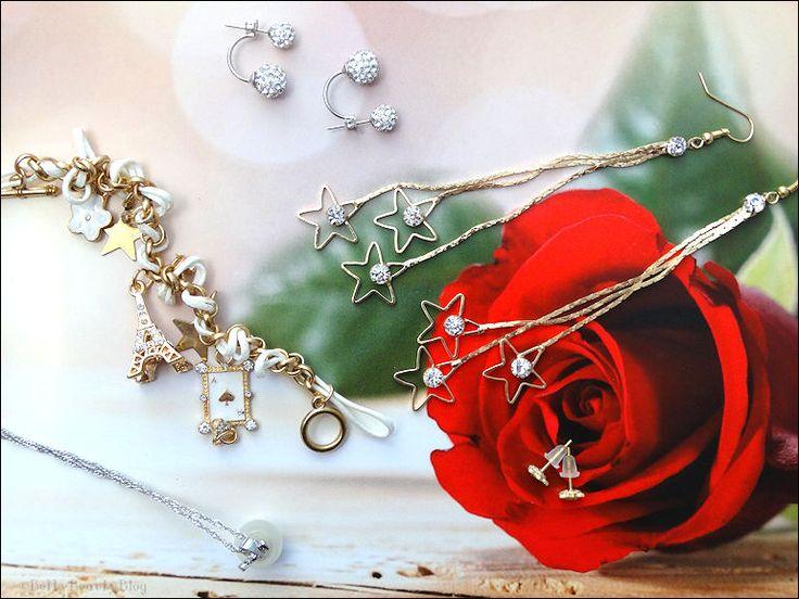 Le plein de bijoux chez born pretty - Betty Beauty Blog-blog beauté-tests tutos et avis