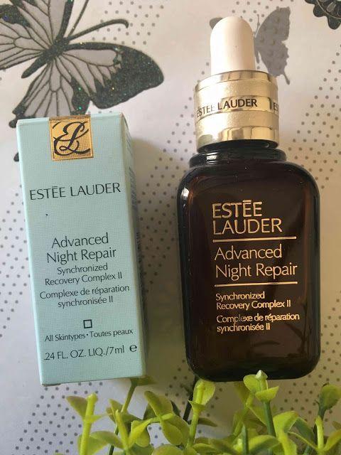 Melanie's Nook: Review : Estee Laurder Advanced Night Repair