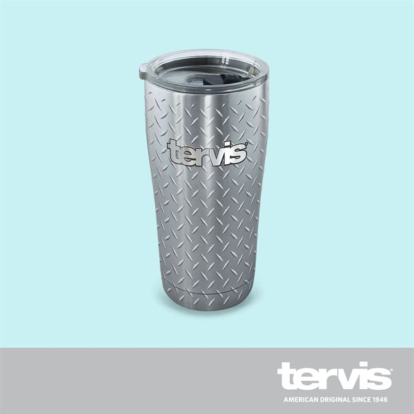 20oz Stainless Tervis with Lid- Tervis is the original double wall insulated tumbler that your customers ask for by name. #Tervis now offers the increased level of functionality of stainless steel with our limited lifetime guarantee. Our tumblers have been keeping Hot drinks Hot and Cold drinks Cold . Features: Limited Lifetime Guarantee Splash-Proof, Shatter-Proof & Easy-Close Lid BPA Free. 24 Hours Ice Cold 8 Hours Piping hot. blackbear2828@gmail.com
