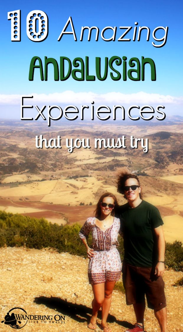 Heading to the south of Spain on holidays? Does the thought of spending every day at the beach not really get you excited? If so, read all about the 10 amazing Andalusian experiences that we enjoyed, and you can enjoy too. You'll soon see why there's so much more to this part of Spain than the Costa del Sol. :-)