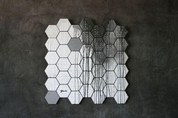 Honesty decorative panels, 2015 Yalanzhi