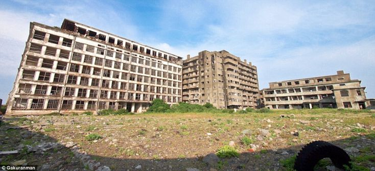 Meaning 'Battleship Island' in English, Gunkanjima's real name is Hashima and it is one of 505 uninhabited islands in the Nagasaki Prefecture, about 15 kilometres from Nagasaki itself. It earned its nickname due to its resemblance to a military warship. Despite being off-limits to travellers, the island has become an irresistible magnet for urban explorers who go to extraordinary lengths to investigate and photograph the island's abandoned buildings.