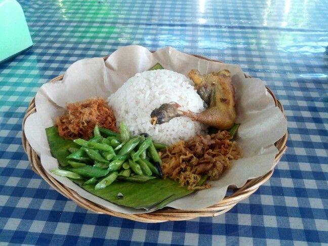 Nasi Balap Puyung, First Breakfast, Lombok, West Nusa Tenggara