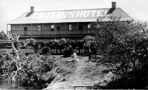 The Criterion Hotel, Moruya