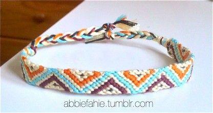 Photo of #44164 by PilauPanda - friendship-bracelets.net