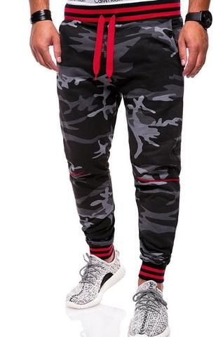 f98141387 2018 Mens Camouflage Tactical Cargo Pants Men Joggers Boost Military ...