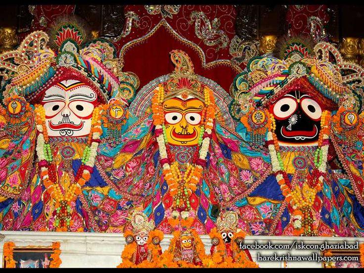 Jagannath Baladeva Subhadra Wallpaper