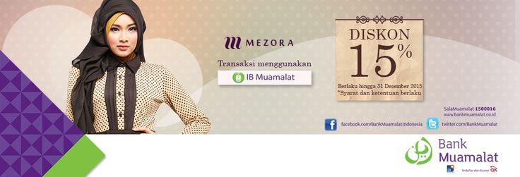 Toko Online Mezora