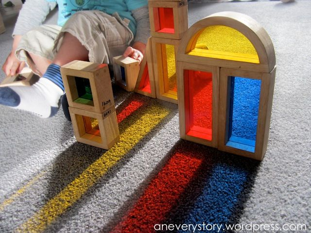 Reggio: Activities for Toddlers | An Everyday Story | Page 2