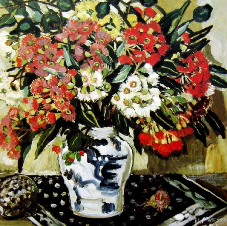 margaret preston still life paintings - Google Search