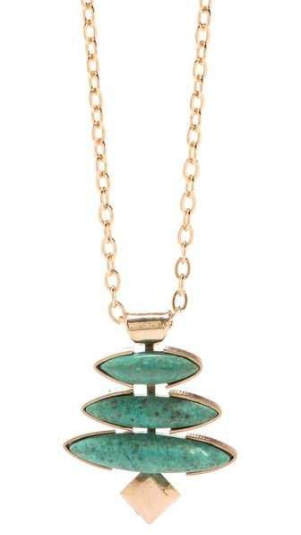 Best 25 turquoise pendant ideas on pinterest diy necklace with gemma redux turquoise pendant necklace mozeypictures Image collections