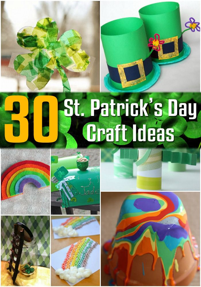 St Patricks Day Crafts If You Work Really Hard And Are Kind