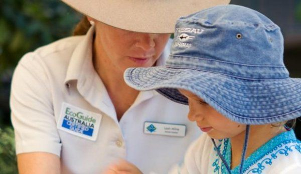 Fraser Islands Kingfisher Bay Resort has a Junior Eco Rangers program perfect for children age 5 - 14. It's so good that it's previousely been named by Australian Traveller magazine in their top 100 things to do with the kids in summer