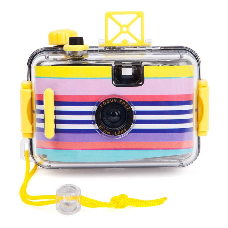 Sunnylife Appareil photo waterproof Havana Multicolore