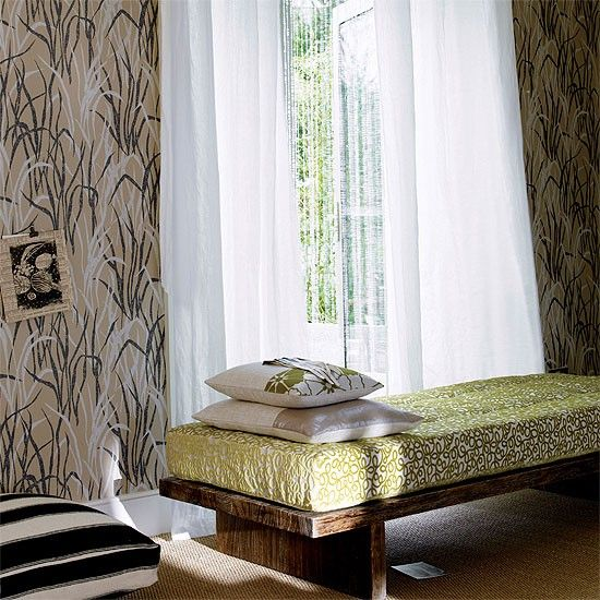 Pin by bell on decor ideas pinterest for Oriental style wallpaper uk