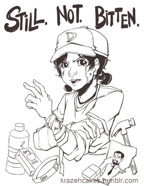 clementine coloring pages - photo#30
