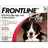 Frontline Plus kills 100% of adult fleas on your pet within 12 hours and 100% of all ticks and chewing lice within 48 hours. Order now: http://rottweilerwellness.com/store/skincare/frontline-plus-12pk-x-large-89-lbs-83102108543890/