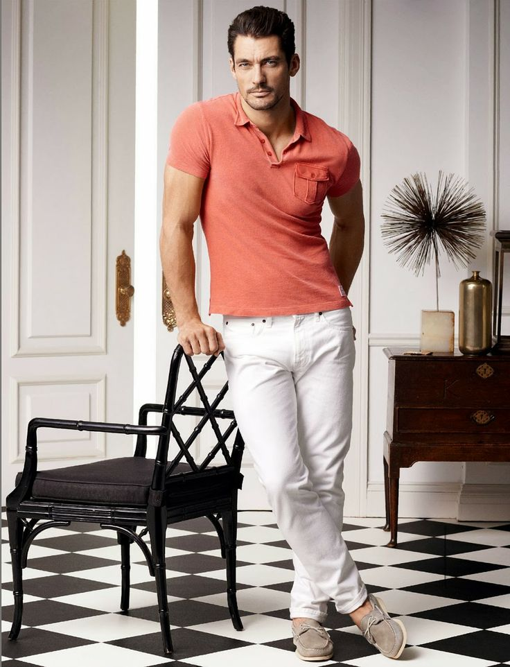 Lucky Brand 'California Dreaming' Spring 2014 Campaign ~ David James Gandy