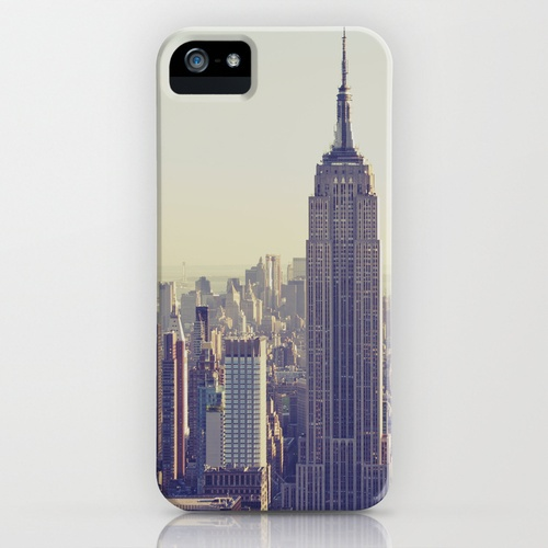 NYC iPhone Case by Chernobylbob | Society6