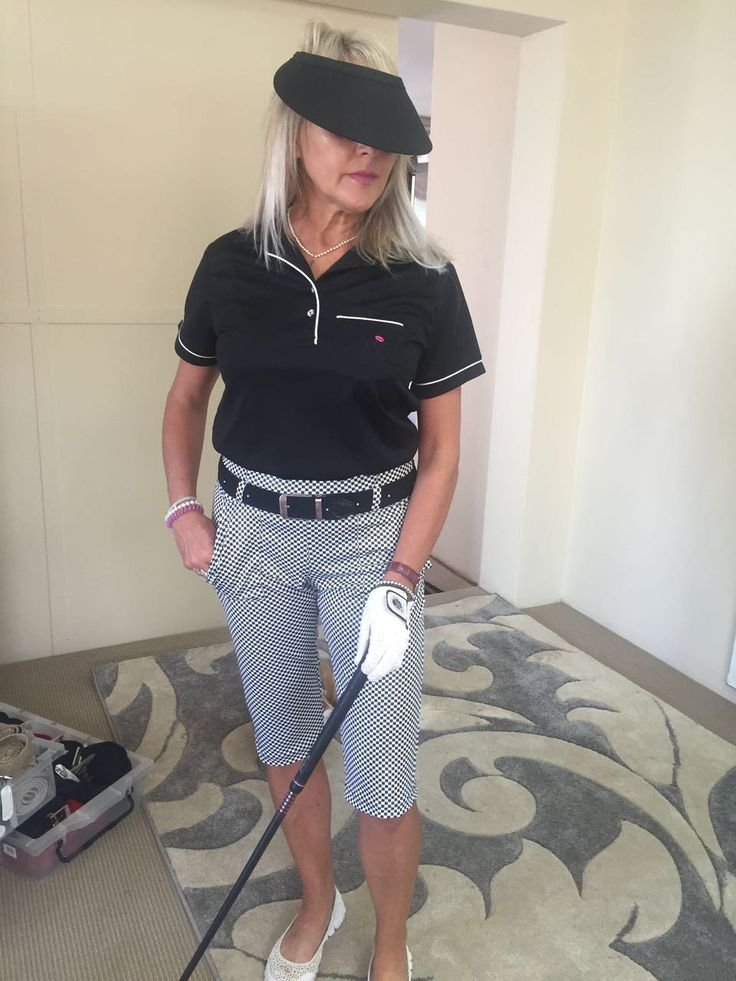 We're so excited to show off our brand new shorts!! So stunning.  Email us at info@beautifulmegolf.co.za to order yours. #golf #fashion #shorts #blackandwhite #style #beautifulmegolf