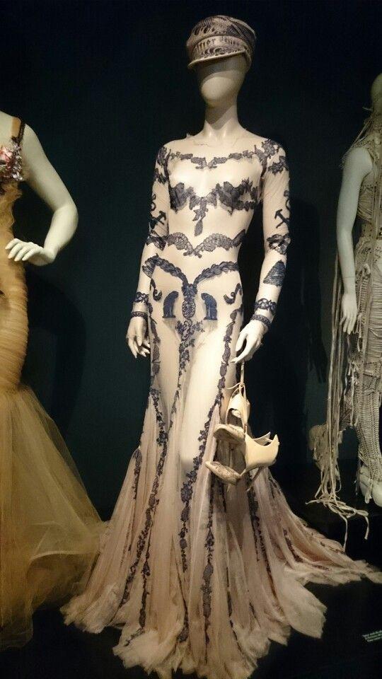 Gaultier exhibition - 2014