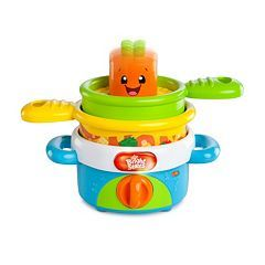 Bright Starts Giggling Gourmet Nest 'n Sing Pots