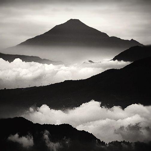 Ciwidey Highland, West Java, Indonesia