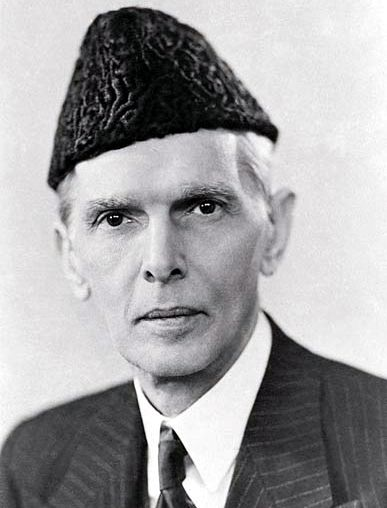 Quaid-e-Azam Muhammad Ali Jinnah... Founder of Pakistan.