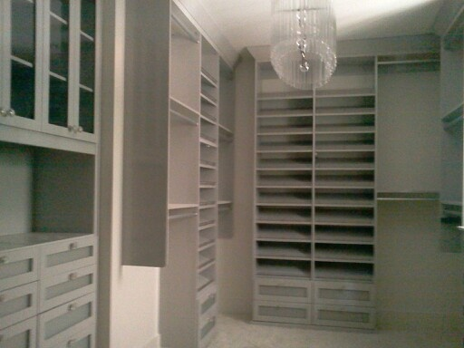 L shape master bedroom walk in closet. - Bedroom designs ...