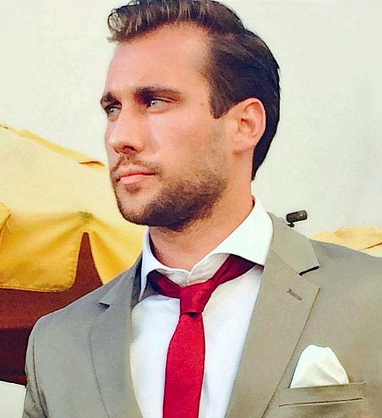 Marcus Grodd     One of Andi Dorfman Suitor  Former soccer goalkeeper