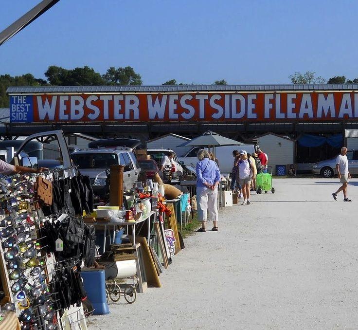 Vintage Shopping: Webster Westside Flea Market, Florida -   For over 50 years Webster's has been the the premere flea market and vintage shopping mecca in Florida.