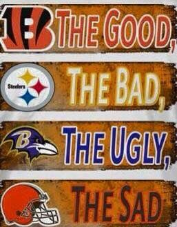 More like Bengals: the AMAZING!!! WHO DEY!