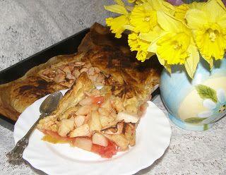 W Mojej Kuchni Lubię.. : francuskie z jabłkami pomarańczowymi...