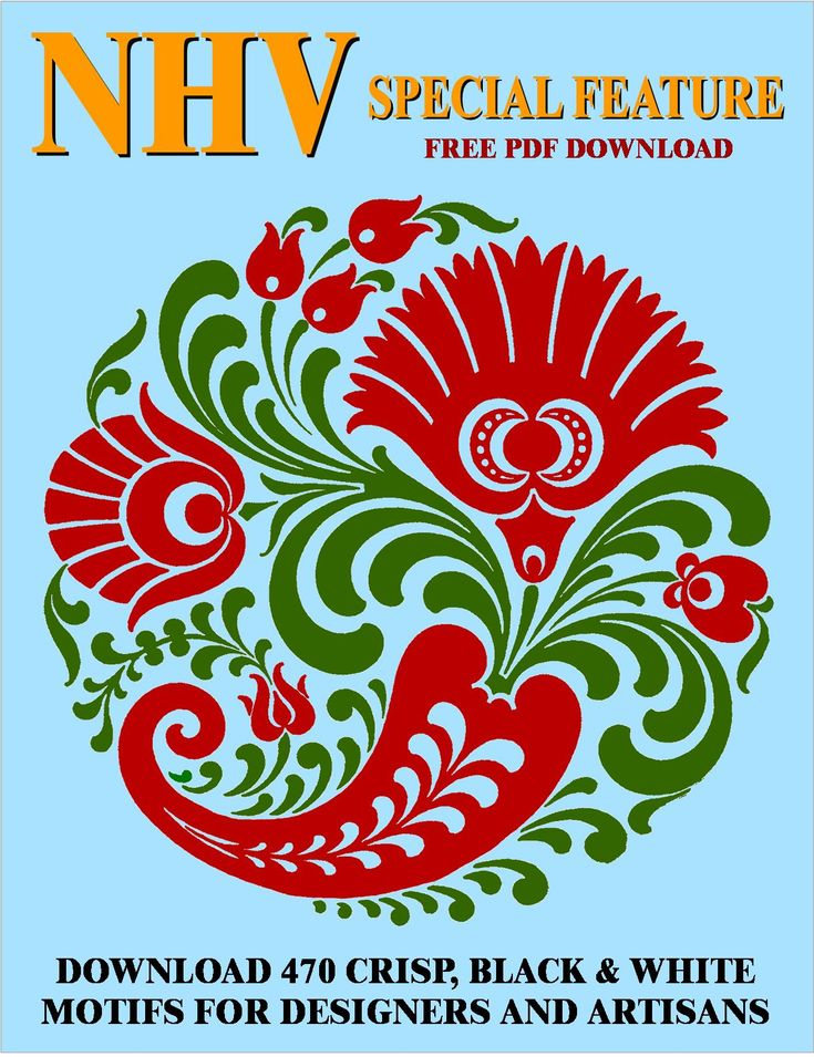 Holy motherload! Downloadable Magyar design motifs...THANK-YOU for sharing!!!