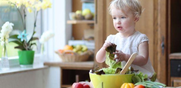 Estudo Mostra Como Criar Gosto Por Legumes E Verduras Em Criancas Verduras Legumes Criancas